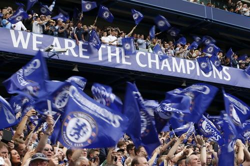 Chelsea - Nhà vô địch