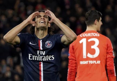Courtois không ngán ngại các chân sút đội bóng Pháp