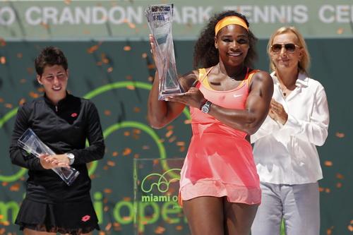 Lần thứ 8 vô địch Miami Open