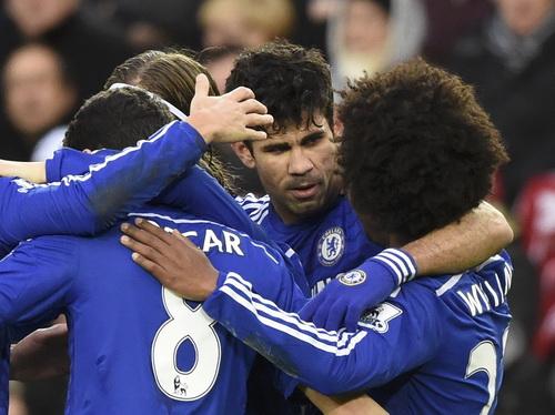 Niềm vui chiến thắng của The Blues