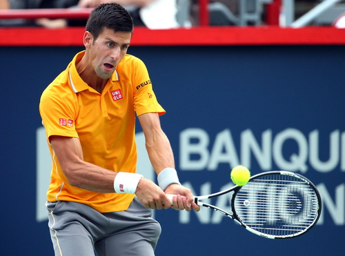 Djokovic tự tin vào tứ kết