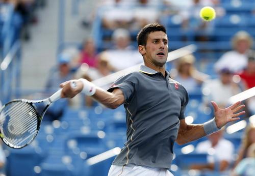 Ngược dòng thành công, Djokovic tự tin chờ chung kết với Federer