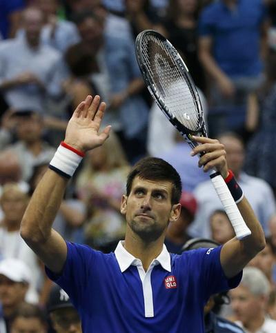Chiến thắng nhưng ít khi Djokovic có được niềm vui trên sân bóng