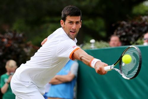 Djokovic sẽ có những trận đấu khó khăn tại Wimbledon 2015