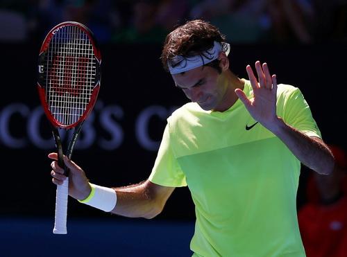Federer thua sớm ở nội dung đôi nam
