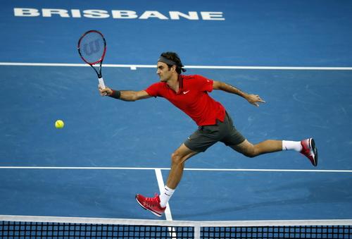 Chiến binh Federer miệt mài ở tuổi 33