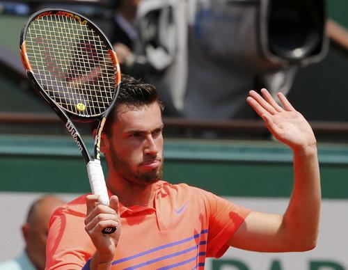 Quentin Halys gây nhiều khó khăn cho Nadal trận mở màn