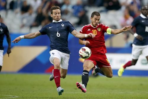 Thủ quân Eden Hazard cũng góp công bằng bàn thắng từ chấm 11 mét
