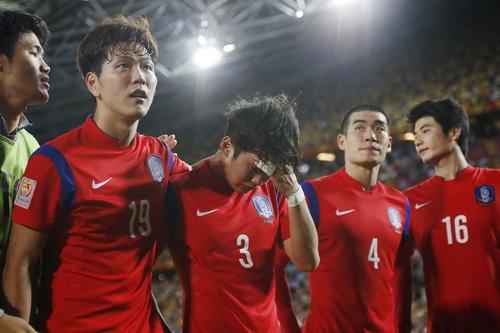 Hàn Quốc cần nhiều yếu tố để thành công trên đấu trường quốc tế