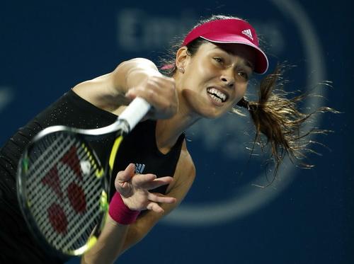 Ana Ivanovic thất bại trước đối thủ trẻ Caroline Garcia