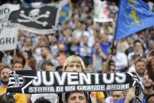CĐV là nguồn sức mạnh tinh thần cho Juventus
