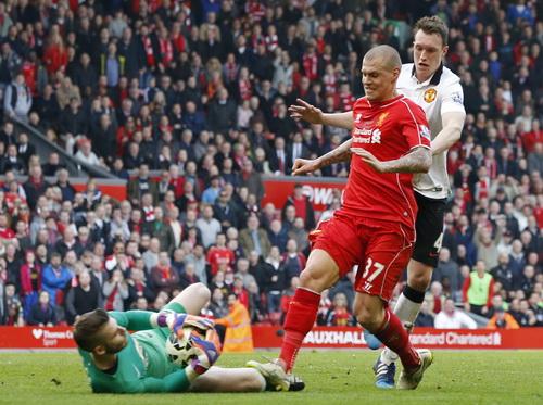 Tham vọng của Liverpool có nguy cơ bị đổ vỡ từ trận thua trước Man United hôm 22-3