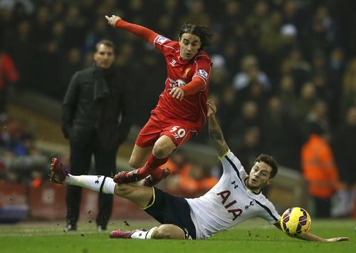 Các tân binh Liverpool thi nhau tỏa sáng với bàn mở tỉ số của Markovic (30)