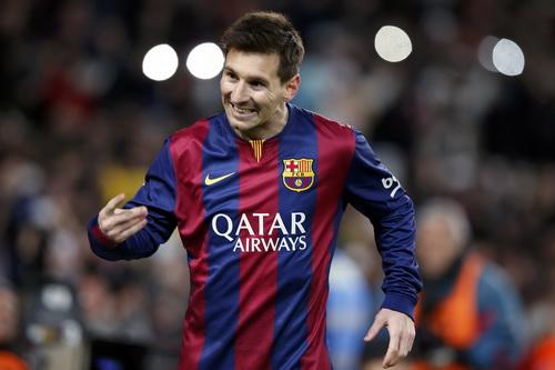 Lionel Messi tiếp tục lập công cho Barcelona