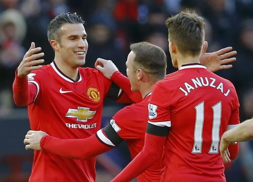 Niềm vui đến với Man United ngay trong hiệp một