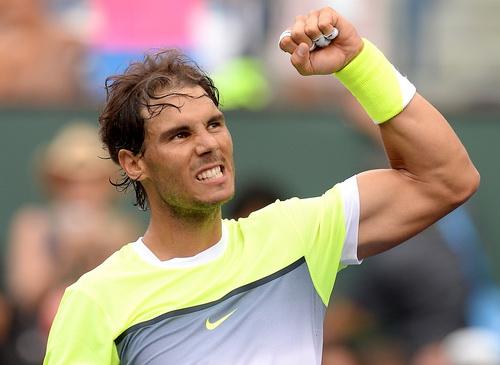 Niềm vui chiến thắng sớm của Nadal không kéo dài đến cuối trận