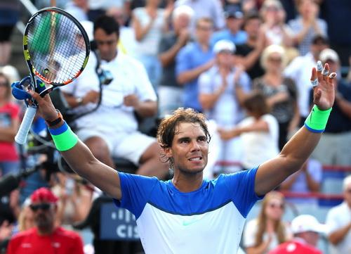 Nadal gặt hái thành công ở giải đơn lẫn đôi nam