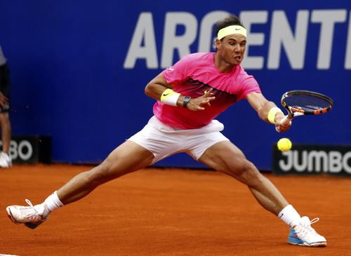 Danh hiệu duy nhất thuộc về Nadal sau 10 tháng ở Buenos Aires