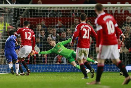 Jose Mourinho run rẩy ngày trở về Stamford Bridge - Ảnh 4.