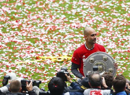 Pep Guardiola còn nhiều việc cần làm với Bayern Munich