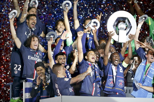 PSG tăng tốc thành công ở giai đoạn cuối mùa giải