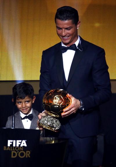 Ronaldo và Quả bóng vàng thứ ba trong sự nghiệp