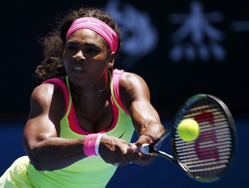 Serena thắng dễ Pironkova