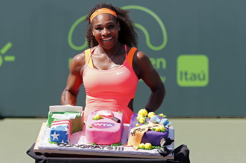 Serena và chiến thắng thứ 700 trong sự nghiệp