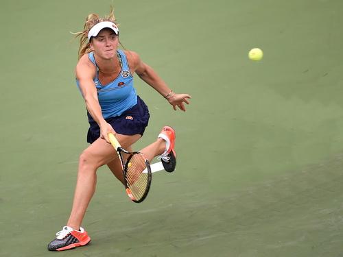 Tay vợt 20 tuổi Svitolina thi đấu thăng hoa, chờ so vợt cùng đương kim vô địch Serena