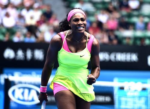 Serena đặt chân vào bán kết sau 5 năm