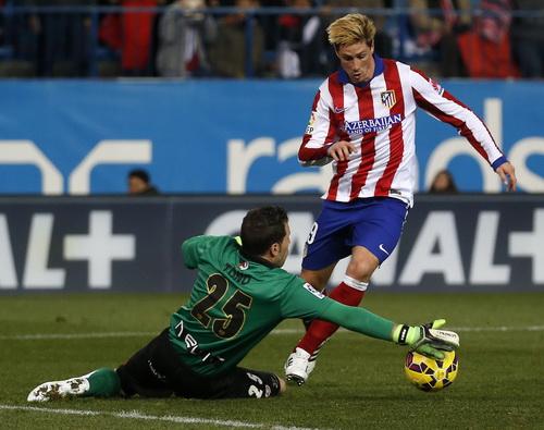 Torres tiếp tục được tin dùng