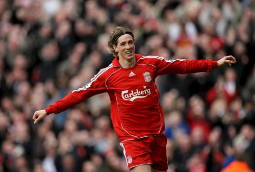 Fernando Torres có dịp ôn lại những năm tháng vàng son ở Liverpool