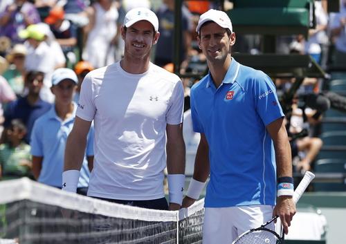 Hai tay vợt ấp ủ nhiều tham vọng trước giờ bóng lăn