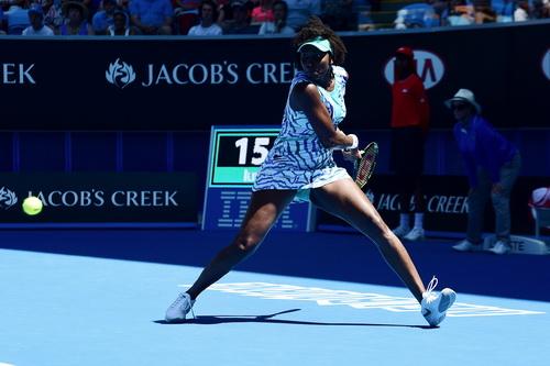 Venus Wiliams có sự trở lại mạnh mẽ tại giải năm nay