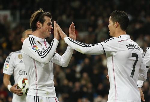 Benzema- Bale - Ronaldo cùng trở lại sẽ là niềm vui lớn lao cho Real Madrid trước siêu kinh điển