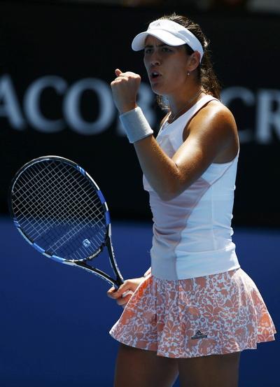 Muguruza khởi đầu rất tốt trước cố nhân Serena