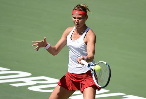 Safarova đã không đi đến bán kết rồi chung kết như ở giải Pháp mở rộng