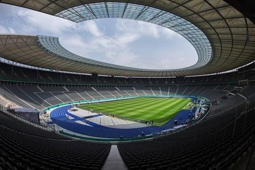 Sân Berlin là nơi diễn ra trận chung kết mùa này