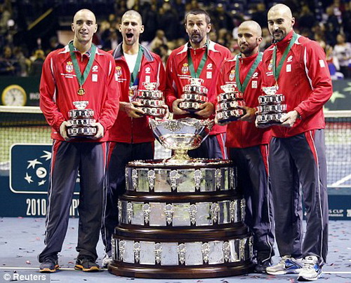 Trung vệ Pique chuẩn bị làm sếp lớn… quần vợt - Ảnh 3.