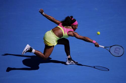 Không quá khó để Serena vượt qua tay vợt trẻ người Mỹ