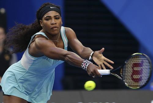 Serena thất bại, tuyển Mỹ có nguy cơ bị loại sớm ở Hopman Cup