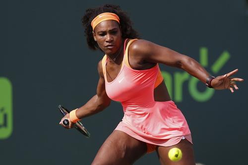 Serena có chiến thắng mở màn trước Niculescu