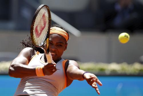 Serena vào bán kết với Kvitova