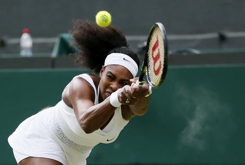 Serena đang hướng tới kỳ tích giành 4 Grand Slam liên tiếp