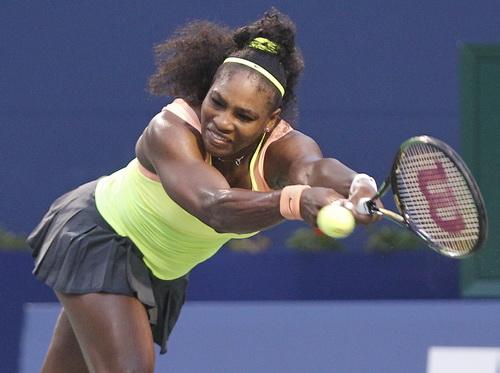 Serena quá mạnh trước mọi đối thủ