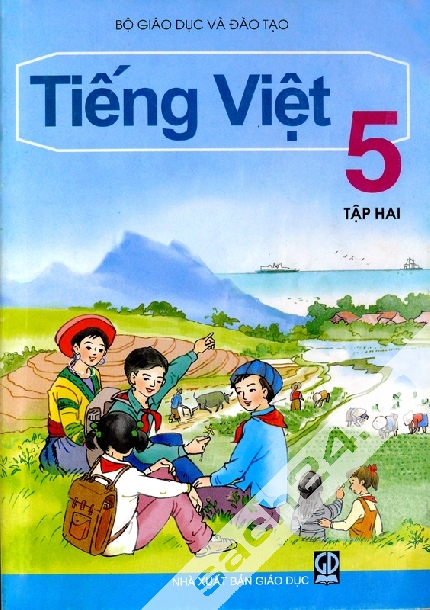 SGK tiếng Việt lớp 5
