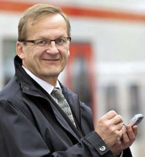 Ông Matti Makkonen. Ảnh Internet