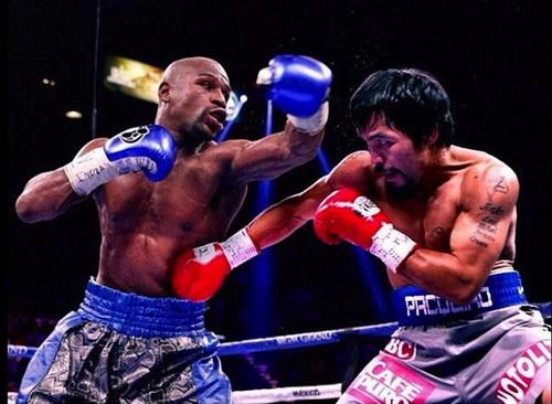 Hai võ sĩ từng đối đầu nhau vào năm 2009