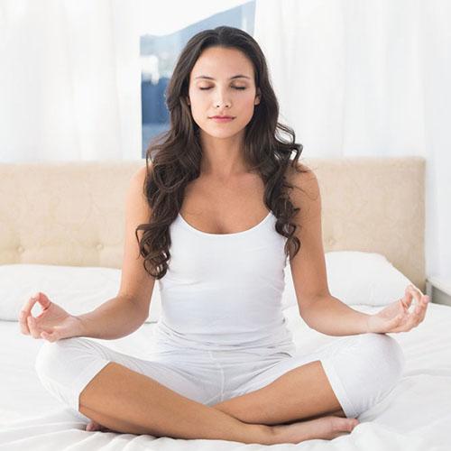 Dành 30 giây trước khi bắt đầu yêu để thư giãn, tạo cảm giác yên bình trong tâm trí