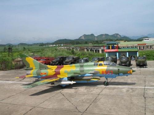 Một chiếc Su-22